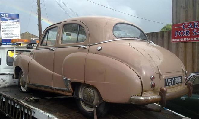 Austin Somerset A40
