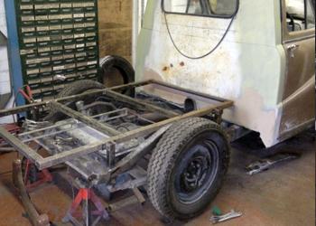 Austin Somerset Pickup