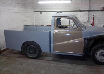 Austin Somerset A40 Restoration