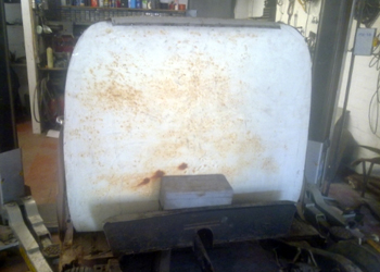 Austin Somerset A40 Restoration and Conversion