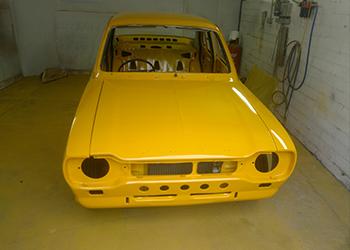 Ford Escort Restoration