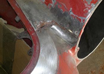 Honda S800 Convertible Restoration