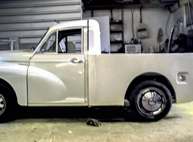 Classic Car Restoration - Morris Minor